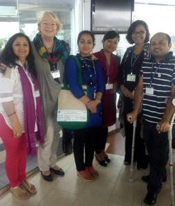 ASCoN 2014 SIRC group