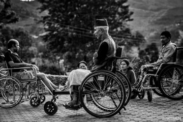 life in a wheelchair essay Additional needs essay with disabilities may be discriminated against for many reasons for example some people may think that if someone is on a wheelchair and can't walk like others, so they are worse.