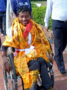 Ram in Lumbini
